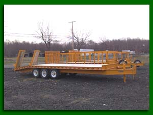 Every Trailer Custom Built To The Customers